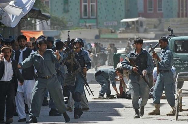 Напавшие наАмериканский институт вКабуле боевики убиты