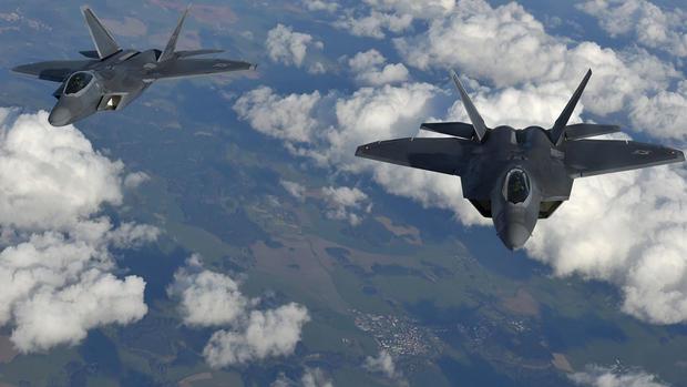 Как минимум 8-ми военных самолетов США перебросят вБолгарию