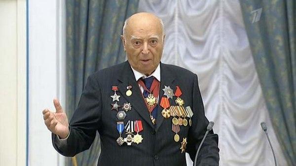 Владимир Этуш сыграет главную дамскую роль вспектакле театра им.Вахтангова