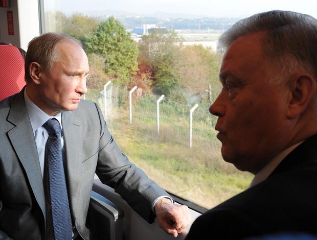 Президент Путин освободил отдолжности восемь генералов