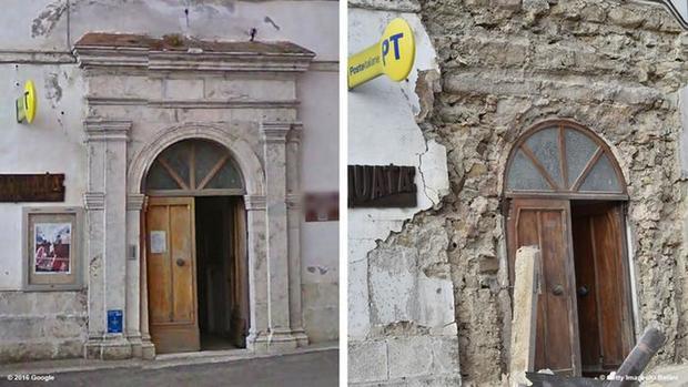 Погибли неменее 16 иностранцев— Землетрясение вИталии
