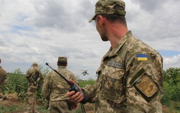 Намариупольском направлении боевики снова избивали изартиллерии