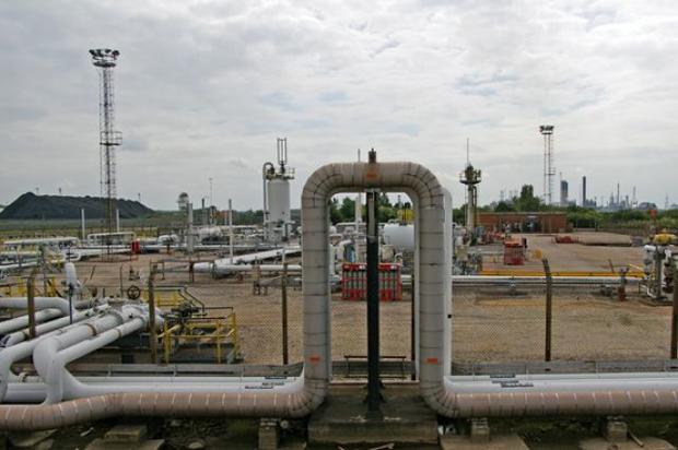 «Укртрансгаз» зафиксировал утечку газа нагазопроводе балканского направления