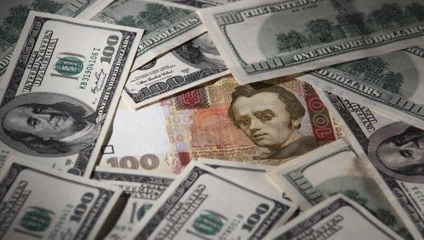 Валюта Украины упала ниже 26 грн задоллар