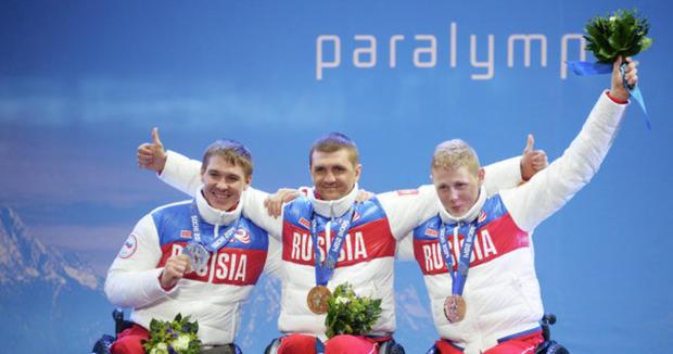 Отдельные состязания для русских паралимпийцев пройдут вПодмосковье