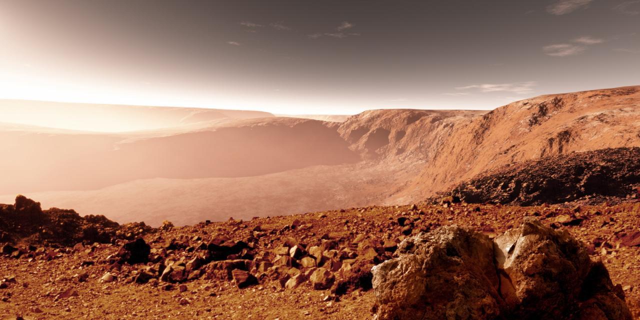NASA выложило всеть неменее 1000 фотографий Марса