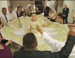 Роскошная свадьба ромов в Словакии стала хитом сети