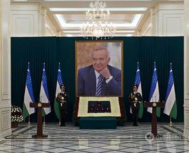Президента Узбекистана Ислама Каримова похоронили