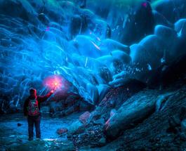 Добшинская ледяная пещера: проехав 200 км от Ужгорода можно попасть в ледовую сказку
