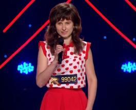 Х-фактор 7: выступление конкурсантки побудило Антона Савлепова станцевать с ней на сцене