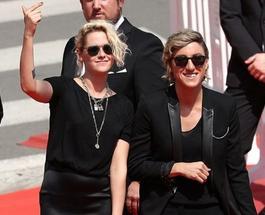 Кристен Стюарт наденет на свадьбу роскошное платье от Chanel