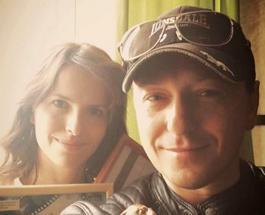 Анна Матисон рассказала как вместе с Сергеем Безруковым они растят дочку Машу