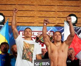 Бой Усик - Гловацки за титул чемпиона мира по версии WBO: прямая трансляция