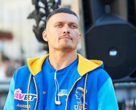 Александр Усик стал чемпионом мира по версии WBO