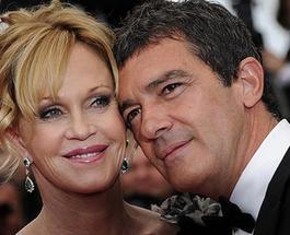 Антонио Бандерас признался в любви к своей бывшей супруге Мелани Гриффит