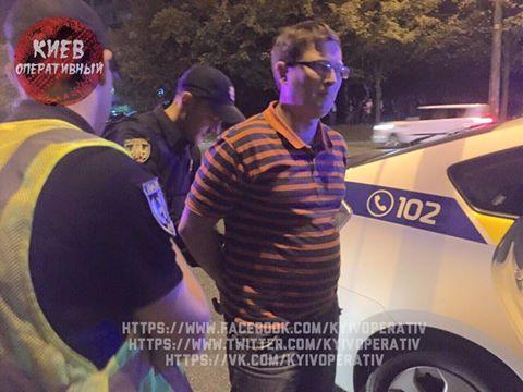 ВКиеве шофёр Кия сбил насмерть школьника