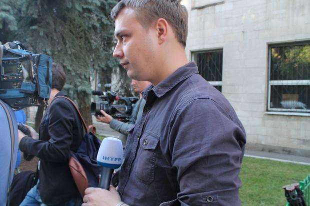 Таможенники непустили в государство Украину жителя России, работающего наканате «Интер»