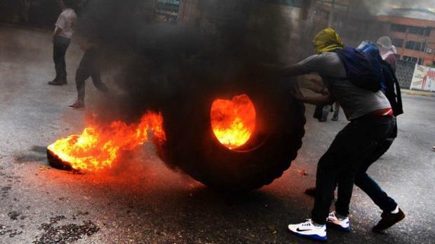 «Время перемен»: вВенесуэле тысячи людей потребовали отставки президента