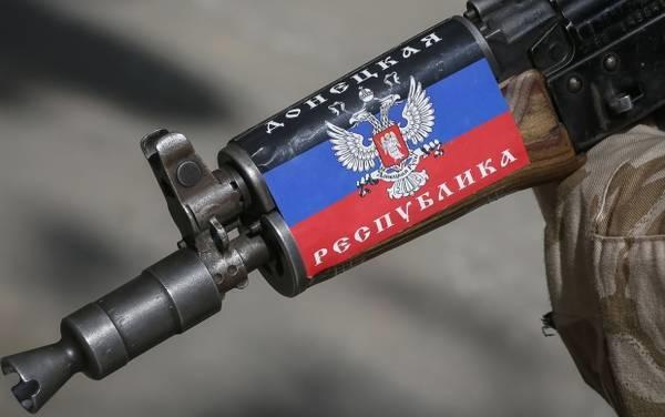 В «ДНР» боевик застрелил наулице ребенка иего отца