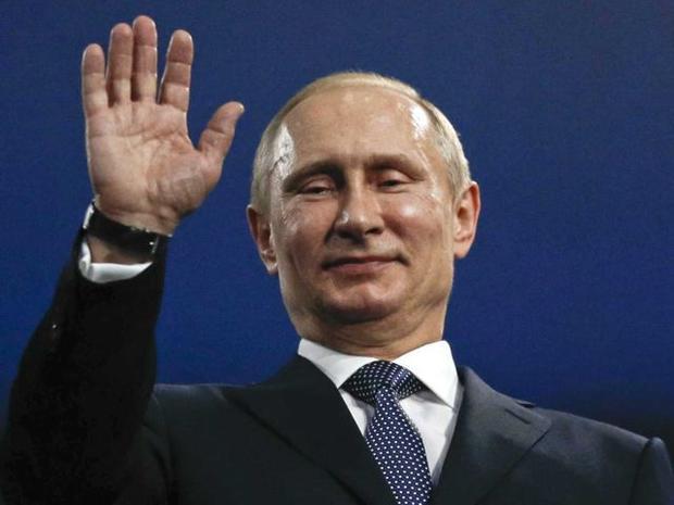 Путин сказал, чем занимаются его дочери