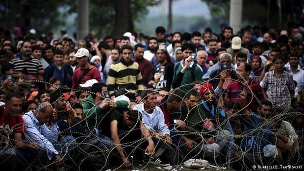ВозможностиЕС принимать беженцев близки кпределу— Дональд Туск