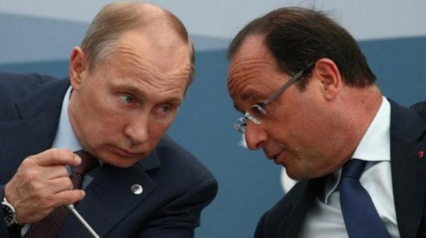 Кремль: Отменена трехсторонняя встреча Владимира Путина, Меркель иОлланда насаммите G20