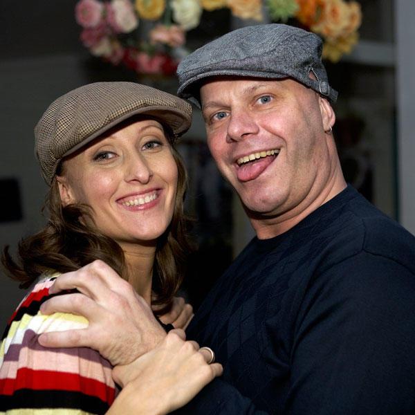 Алексей Кортнев с супругой