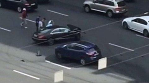 Авто Владимира Путина  попало вДТП в столице , водитель  умер