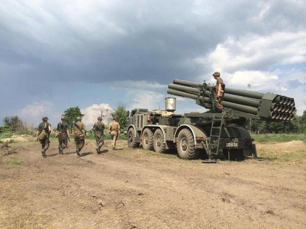 Волонтеры идентифицировали неменее 30 типов самого нового вооружения армииРФ наДонбассе