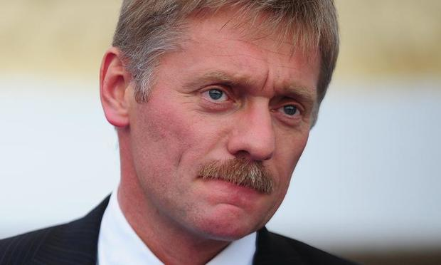 Общение между Россией и Украинским государством находится наминимальном уровне,— Песков
