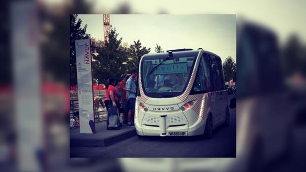 ВЛионе впервый раз вмире запустят ежедневный маршрут сбеспилотными автобусами