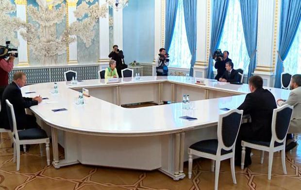 ВМинске начала работу подгруппа побезопасности вДонбассе