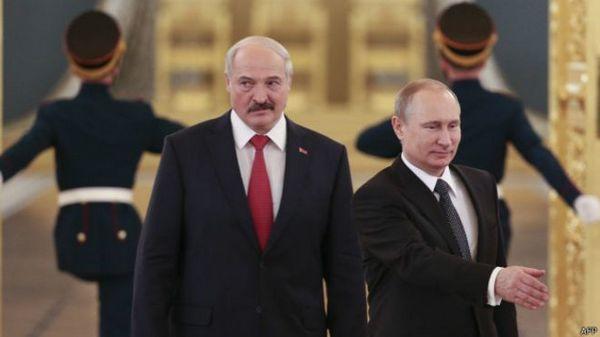 ВКремле придумали как разделить Беларусь