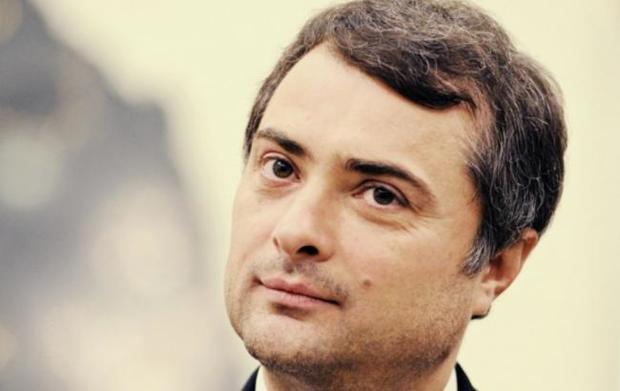 CМИ: автомобиль ассистента Президента России Суркова попал вДТП