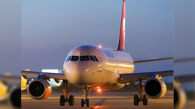 Украинские авиакомпании увеличили объемы авиаперевозок
