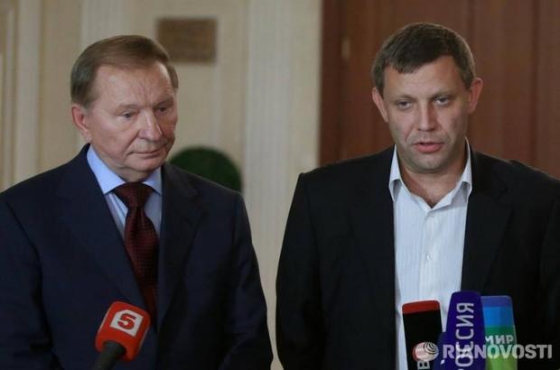 Никакой децентрализации, никакого «особого статуса» Донбасса недолжно быть— Кучма