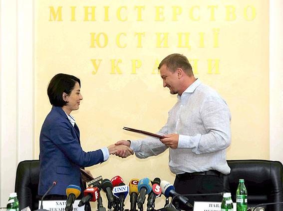Минюст Российской Федерации продолжает изучать запрос украинской столицы о опросе Януковича