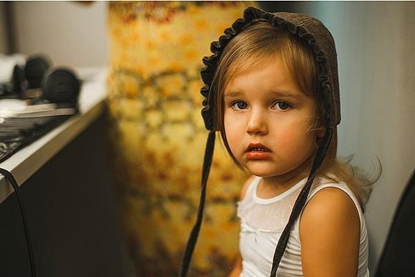 Дочь Кристины Орбакайте спела накамеру