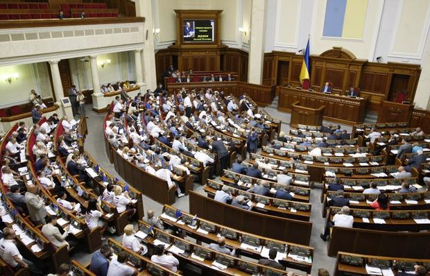 ЦИК выдал мандат новому депутату от«Народного фронта»