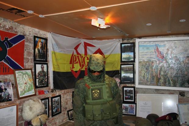 ФСБ иСледственный комитет пришли вмузей Новороссии наДекабристов