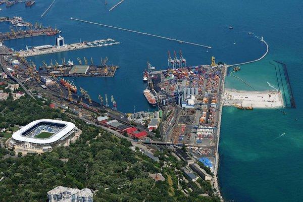Главой Одесского порта стал экс-глава «Укрпочты»
