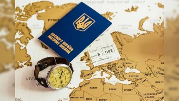 ВУкраинском государстве с1октября начнут выдавать пластиковые паспорта
