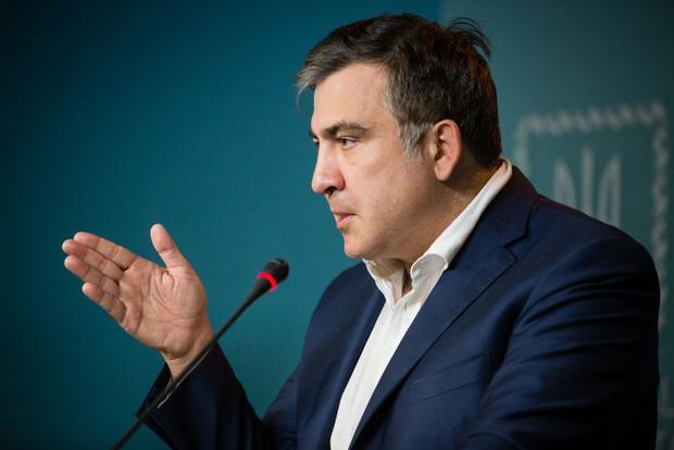 Саакашвили: Нынешняя политическая элита Украины— воспитанники Кучмы