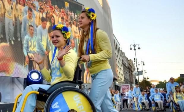 Харьковчане завоевали три медали напаралимпиаде вБразилии