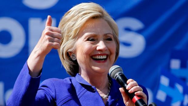 Обама позавидовал силе духа Клинтон ипосетовал нажуликоватость Трампа