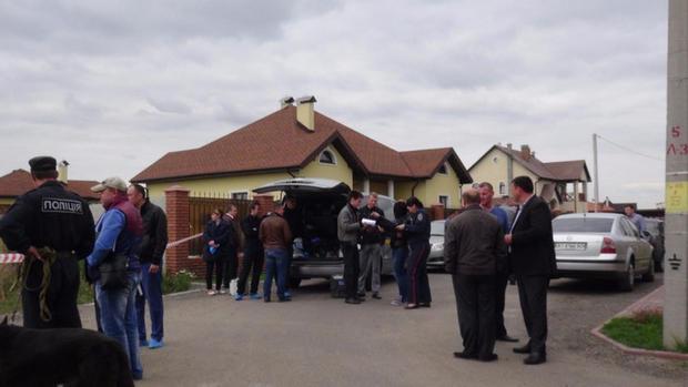 Милиция рассматривает сразу несколько версий убийства директора Caparol