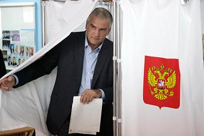 Руководитель Крыма Сергей Аксёнов отказался отмандата депутата Государственной думы