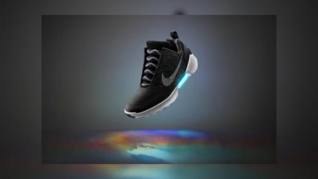 Кроссовки изфильма «Назад вбудущее— 2» появятся впродаже 28ноября