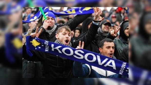 Сборная Украины несыграет сКосово вКракове