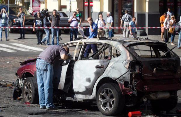 Деканоидзе: Шеремета могли уничтожить , чтобы расшатать ситуацию вгосударстве Украина